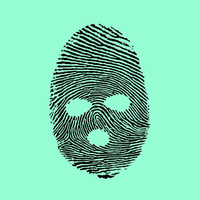 robo de la huella de identidad
