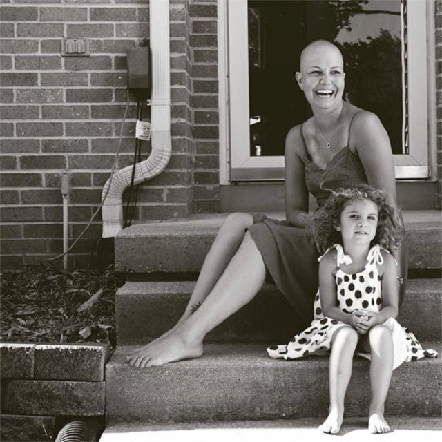mujer que murio de cancer de seno y le dejo un mensaje a su familia