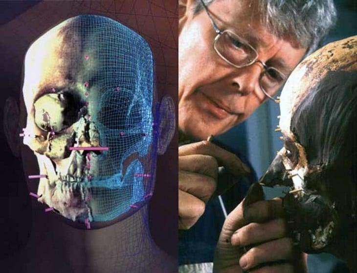 Richard Neave forense que descubrio la verdadera cara de Jesucristo