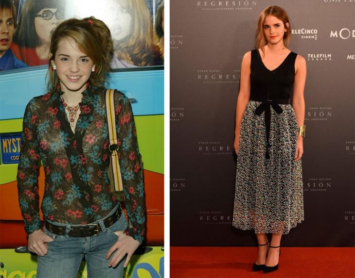 Emma Watson es otra de las celebridades favoritas del todo el mundo, la saga de Harry Potter la aventó a la fama de forma insuperable