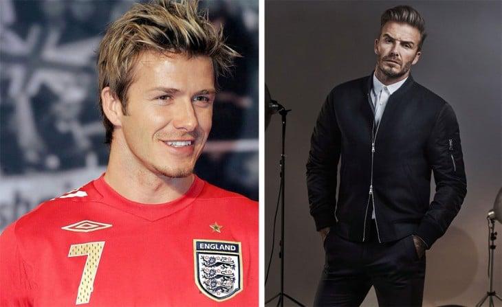 famoso ex futbolista David Beckham