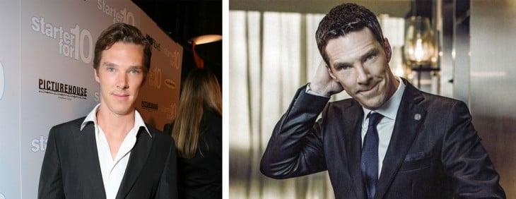 Benedict Cumberbatch y su polifacetica carrera le han ayudado a mantenerse en la fama y gusto de sus espectadores