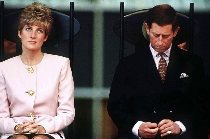 DIVORCIO DE LADY DI CON PRINCIPE CARLOS