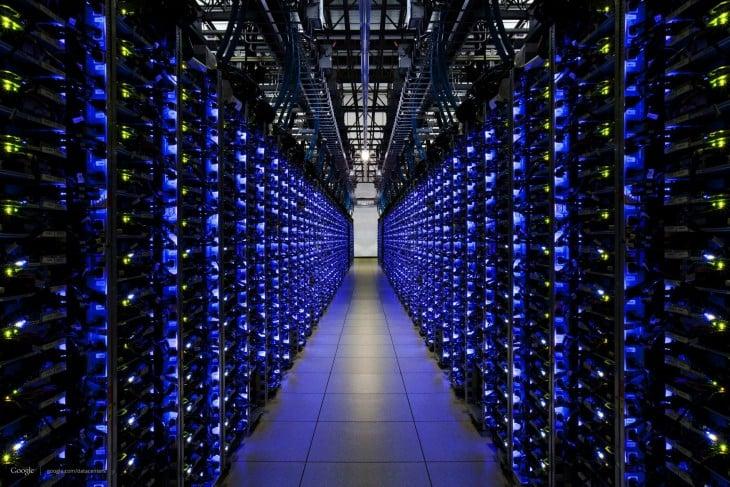 servidores de google para evitar sobrecalentar