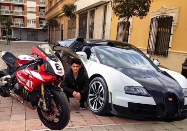 motocicletas y carros photoshopeados