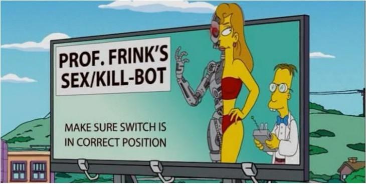 robots mujer robot