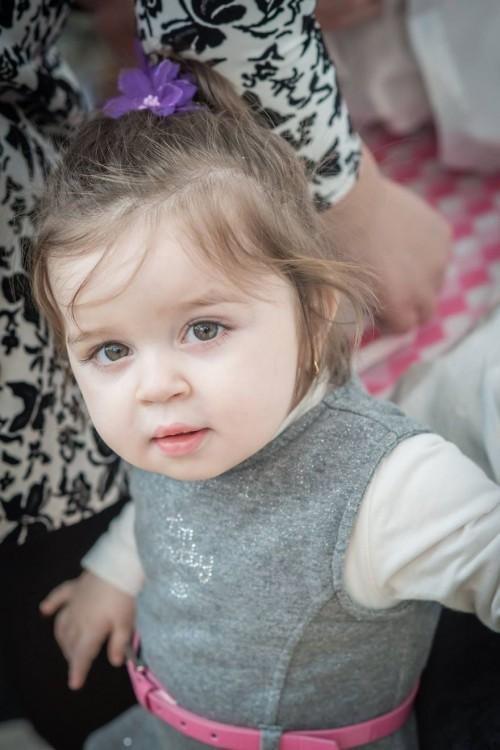 pequeña nacida en rumania