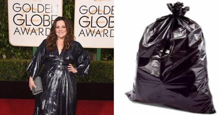 18 Cosas que parecían las celebridades en la premiación de los Globos de Oro 2016