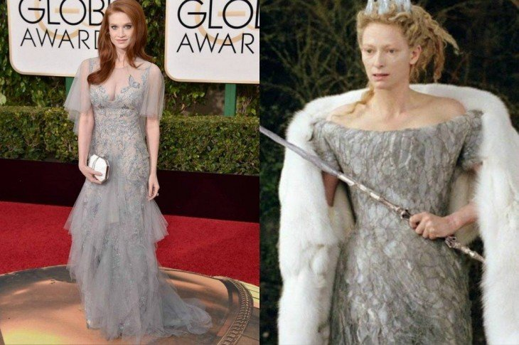 Ella siempre quiso interpretar al hada blanca