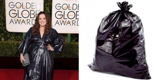 outfit de algunas celebridades en el globo de oro 2016