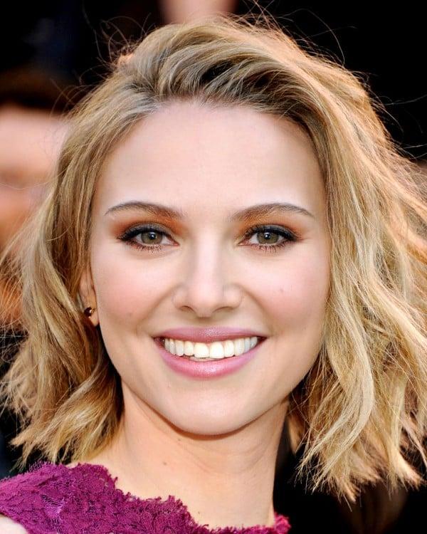 fusión de los rostros de Natalie Portman y Scarlett Johansson