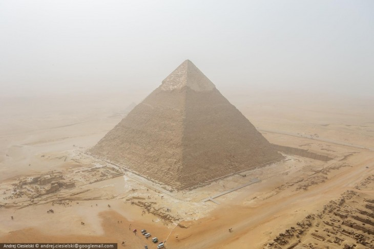 Pirámides Giza en Egipto