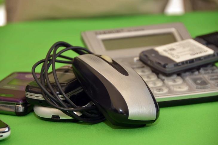aparatos electrónicos que no funcionan