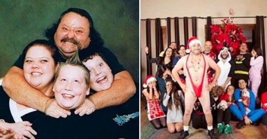 20 ejemplos de fotos familiares que nunca debes hacer