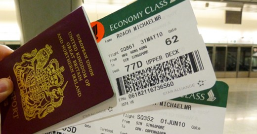 You Should Never Post Online Or Throw Away Your Airport Boarding Pass. Here´s Why