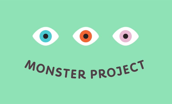 Logotipo del proyecto monster