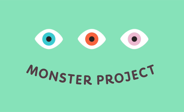 Logotipo del proyecto monster