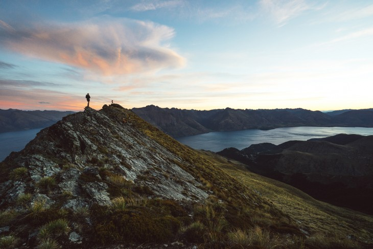 Queenstown, Ben Lomond en Nueva Zelanda