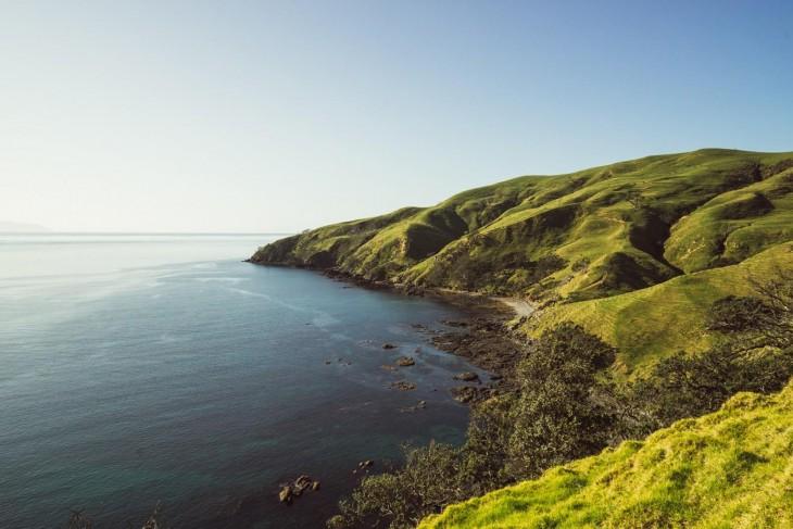 The Coromandel en Nueva Zelanda
