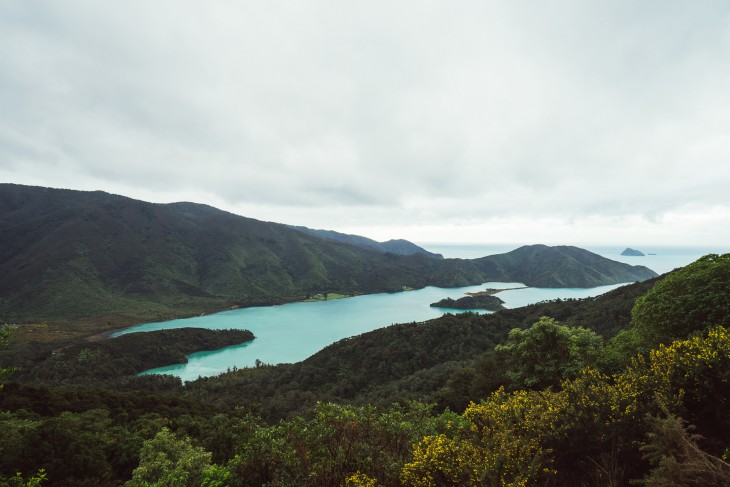 Marlborough Sounds, Nueva Zelanda