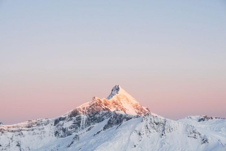 Monte Aspiring en Nueva Zelanda