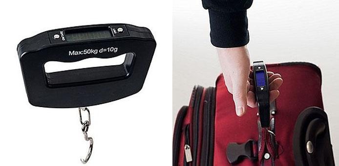aspas para cargar equipaje