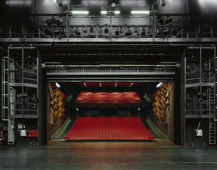 Teatro aleman y de juegos de mesa, Berlín