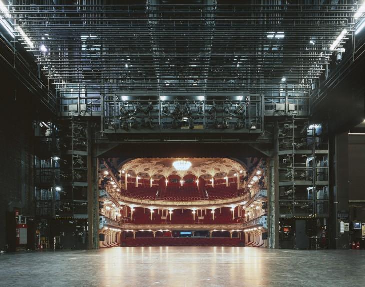 otro teatro Deutsches Schauspielhaus en Hamburgo