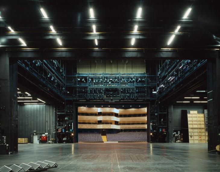 Alvar Aalto Opernhaus, Essen