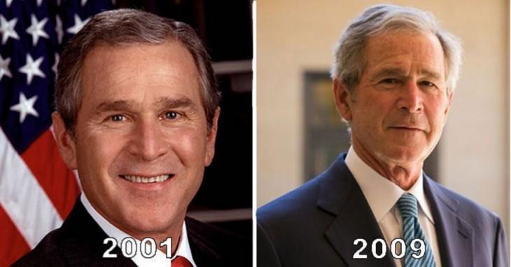 George Bush 2001