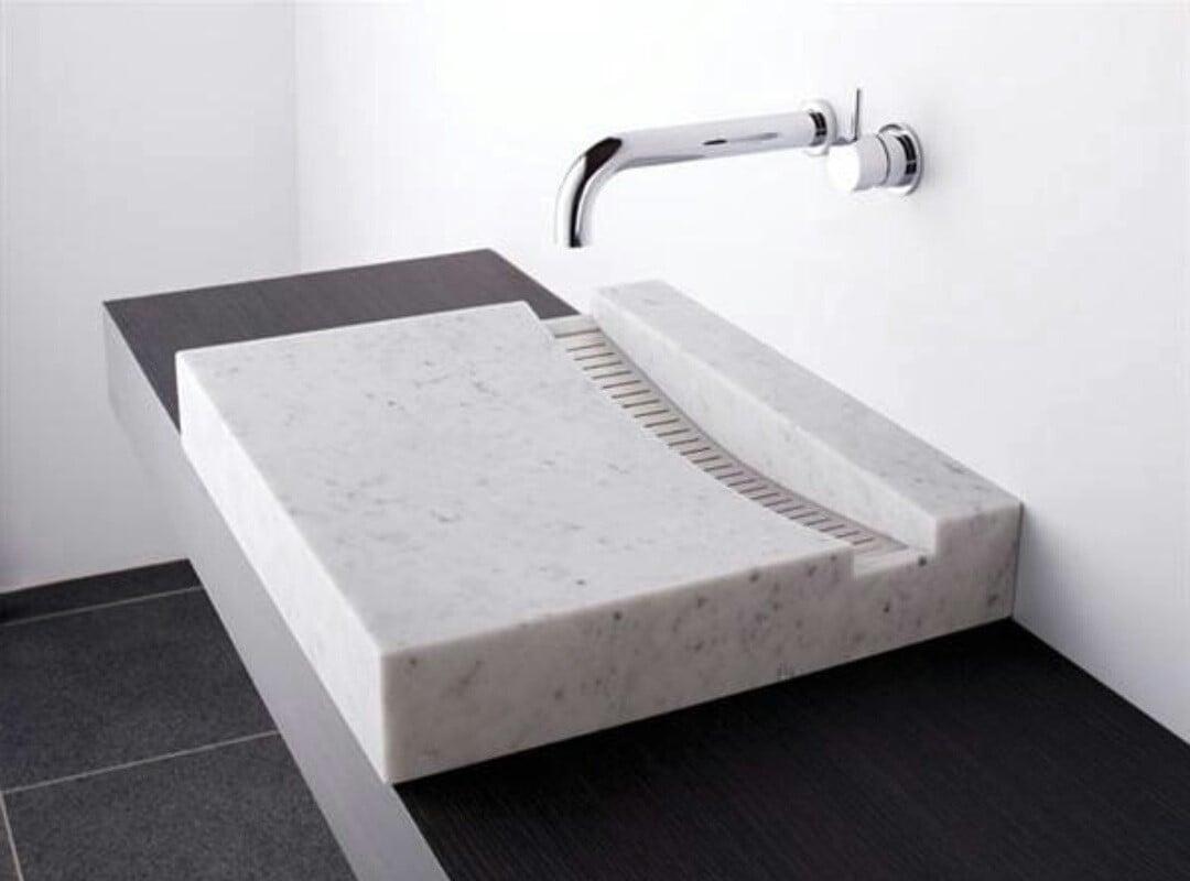 incre bles y novedosos dise os en lavabos para ba o o cocina. Black Bedroom Furniture Sets. Home Design Ideas