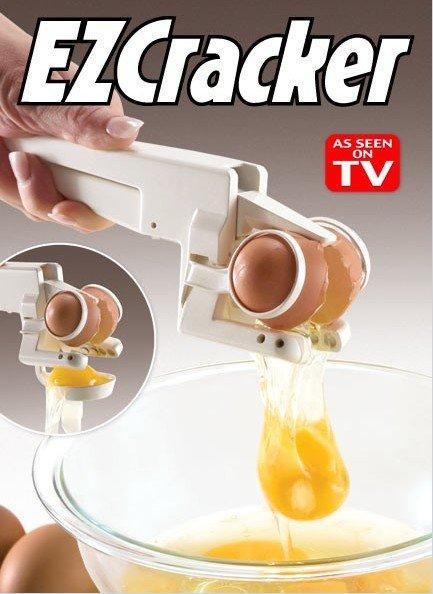EZCracker el cubierto que rompe los huevos