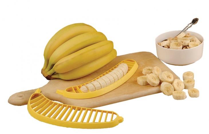 cortador especial para plátanos