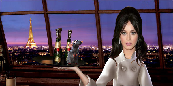 KATY RATATOUILLE