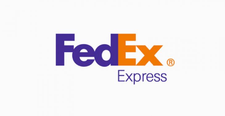 Logotipo de la compañía FedEx