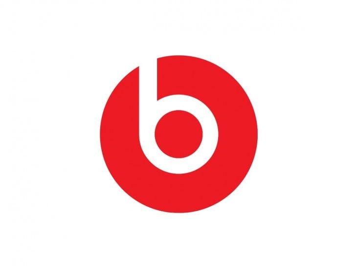 Logotipo de los audífonos Beats