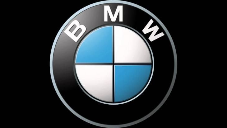 logotipo de la compañía BMW