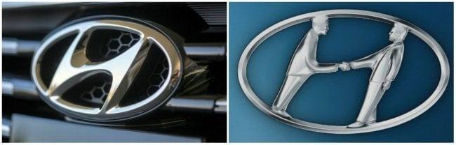 logotipo de la marca Hyundai