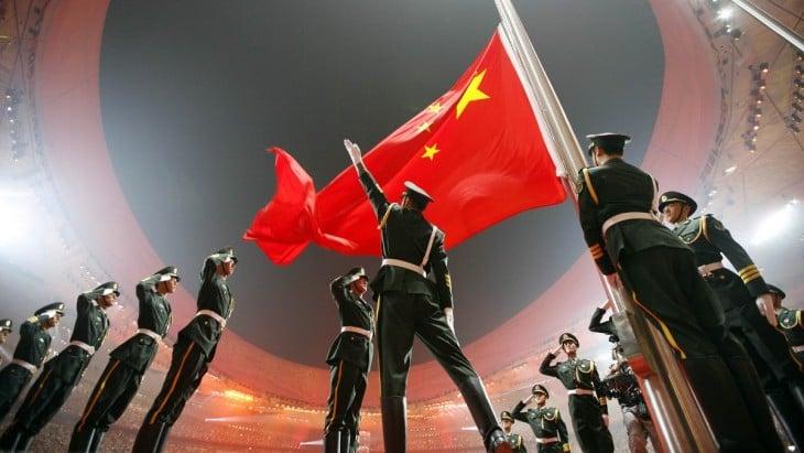 EN 2018 CHINA SE CONVERTIRA EN LA PRIMERA POTENCIA MUNDIAL