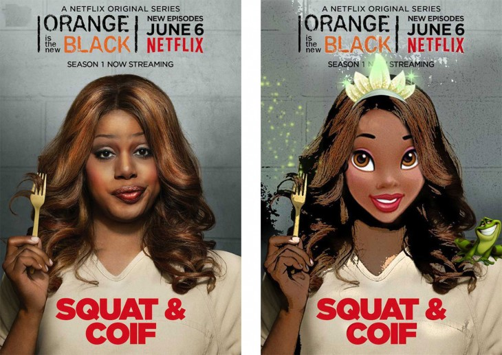 tiana como orange is the new blac