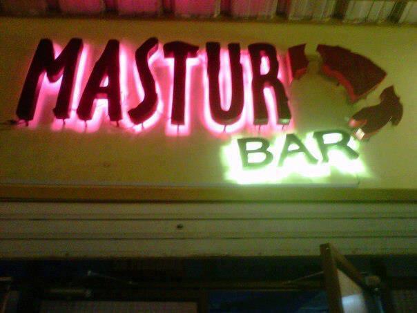 Bar llamado Mastur