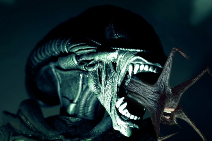 cmo lengua de depredador