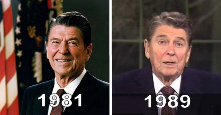 Ronald Reagan 1981
