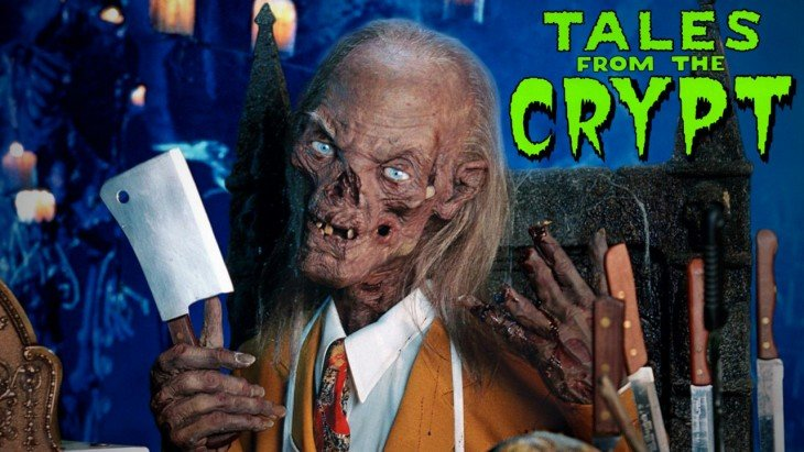 "Serie estadounidense ""Tales From The Crypt"""