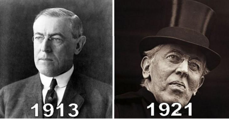 Woodrow Wilson 1913 1921