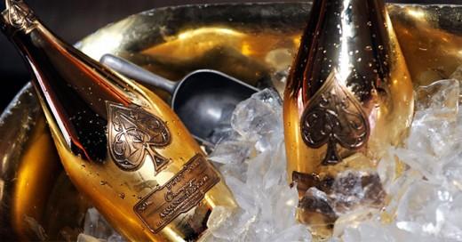 Las diez marcas mas caras de champán
