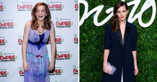 20 celebridades que han cambiado mucho en los ultimos 10 años