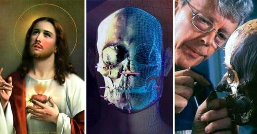 Medicos forences revelan verdadero rostro de Jesucristo