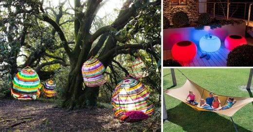 20 cosas que te encantaría tener en tu patio trasero