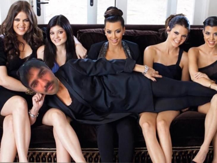 tipo con las kardashian
